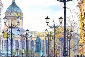 Viví Watercolours | Victoria kravchenko