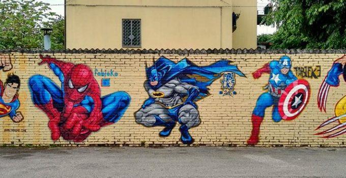 Fabieke |Street Artist