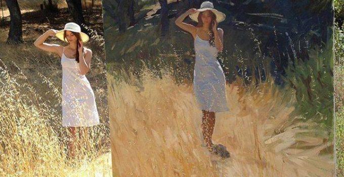 Marc Dalessio |Naturalistic painter