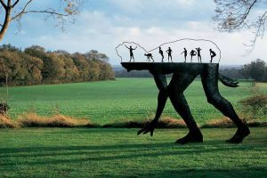 Zadok Ben-David |Sculpture
