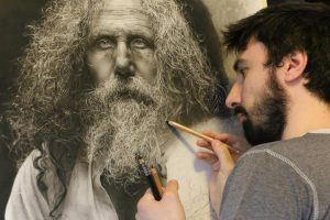 Emanuele Dascanio |Pencil Drawing