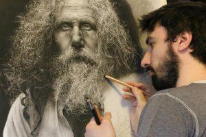 Emanuele Dascanio |Pencil Drawing