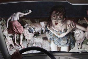 Lui Liu  Surrealist Painter