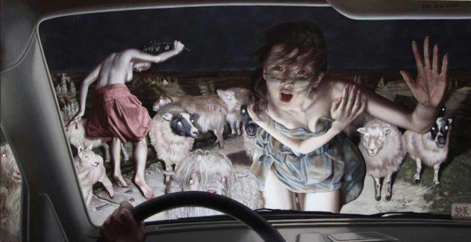 Lui Liu |Surrealist Painter