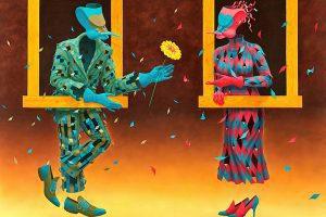 Claudio Souza Pinto |Surrealist painter