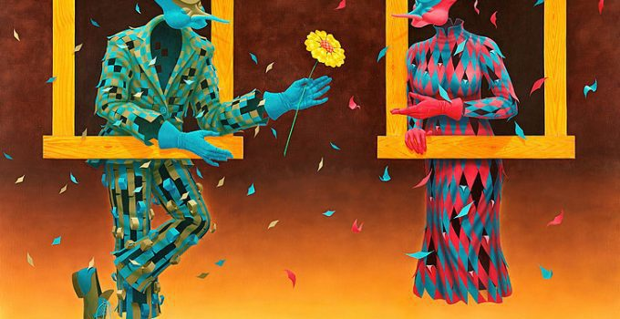 Claudio Souza Pinto  Surrealist painter