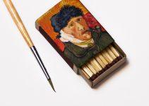 Salavat Fidai |Van Gogh Matchboxes