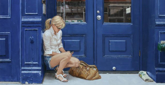 Vincent Giarrano | Oil Paintings