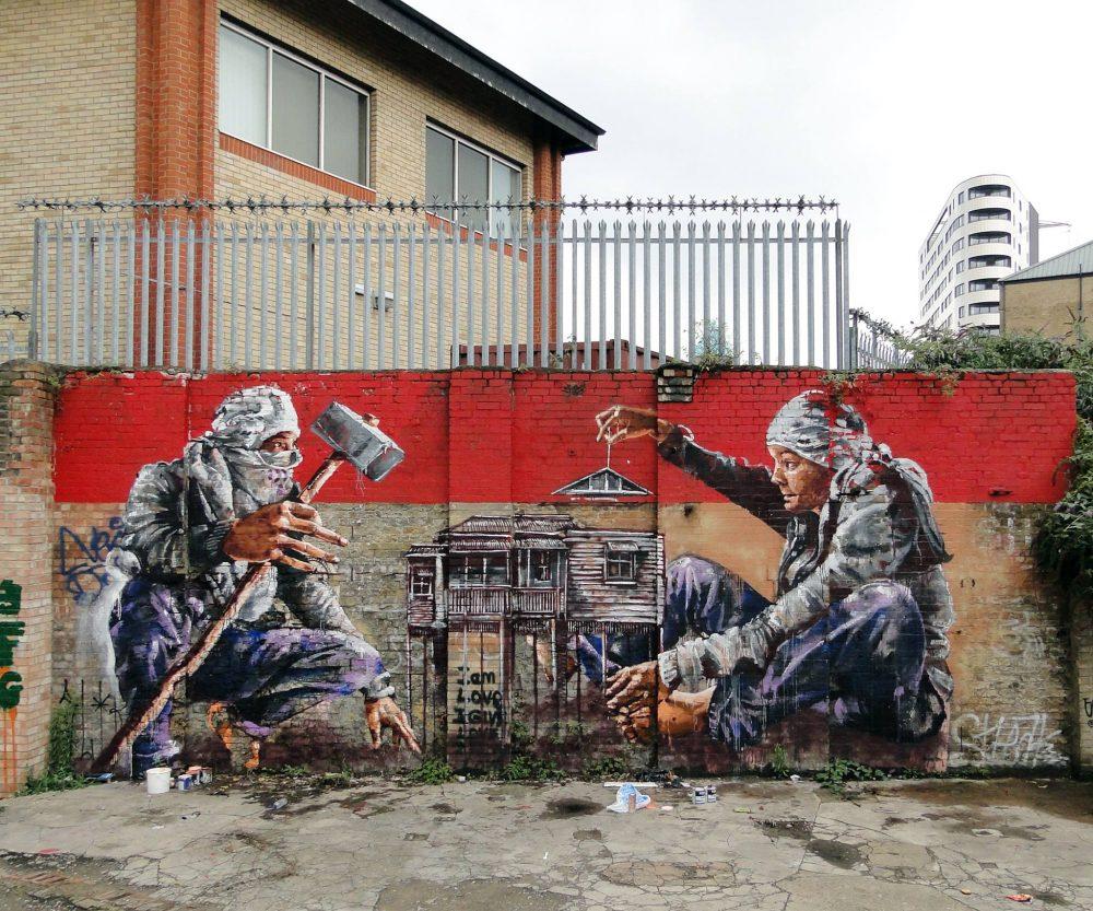 Fintan Magee |Street Art
