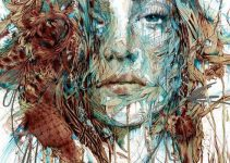 Carne Griffiths |Painting In Ink