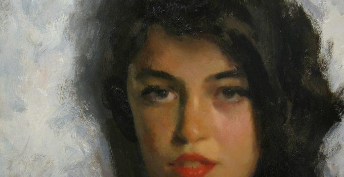 Juan Jr Ramirez |Realist Portrait painter