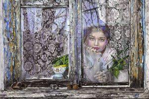 Mariya Fedotova Zeldis drawings