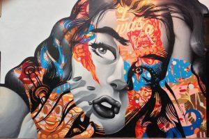 Tristan Eaton |Mural Public Art