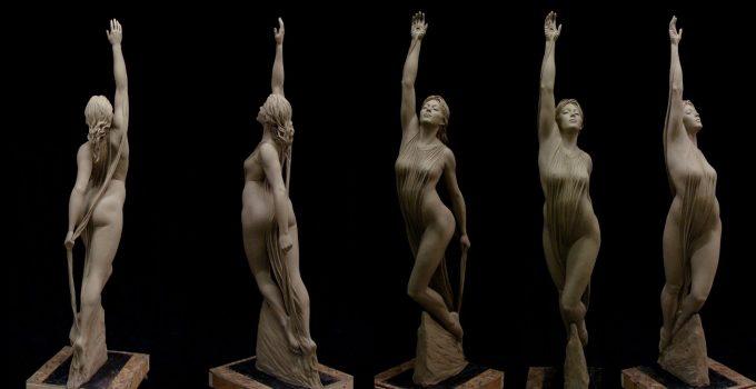 Benjamin Victor   American sculptor