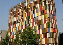 CHOI JEONG HWA |Building -Recycled Doors