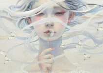 Miho Hirano |FANTASY PAINTINGS