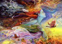 Josephine Wall |Fantasy Artist