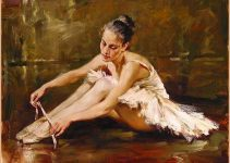 Andrew Atroshenko |Oil Paintings