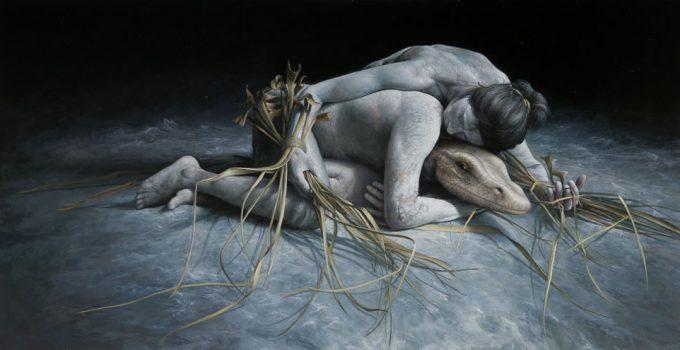 James Guppy |Acrylic Mural Artist
