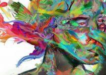 Archan Nair |Visual Mixed Media Painting