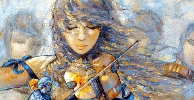 Jeanne Saint Cheron | Figurative painter