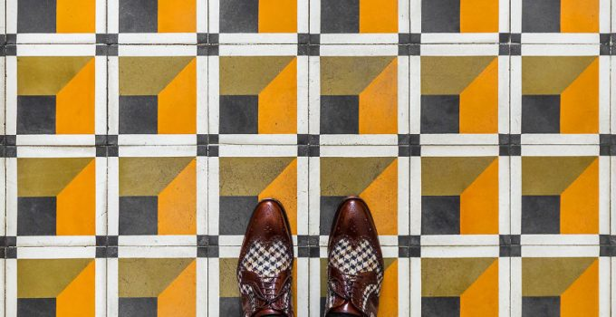 I spent a week in London to shoot the city's coolest floors