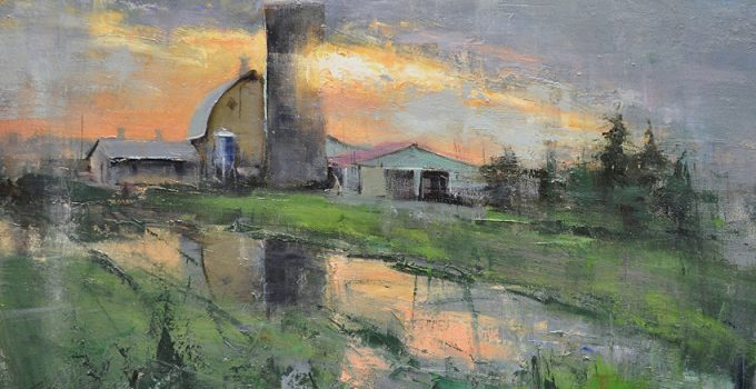 Mike Wise |Impressionist Oil painter