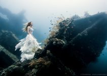 Benjamin Von Wong |Photoshoot on an Underwater in Bali