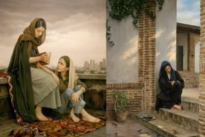 Iman Maleki |Realist Painter