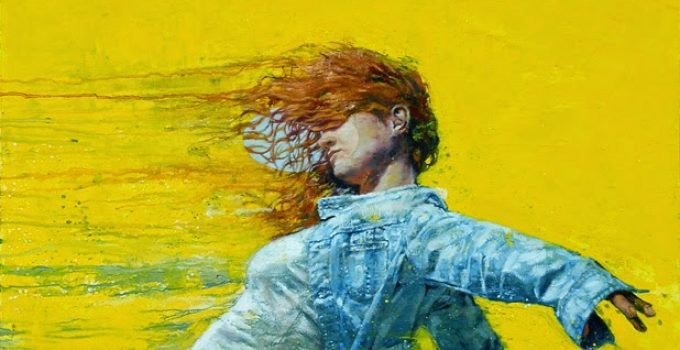 Rafael Sottolichio  Colorful Abstract Swirls