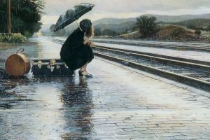 Steve Hanks |Watercolor Painting