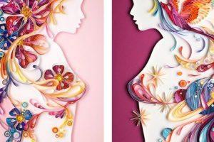 #art, #artpeople, artpeoplegallery, Fine Art, Online Art Gallery, Paper Graphic, Yulia Brodskaya