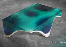 The Design Of Delmare Table Will Mesmerize You