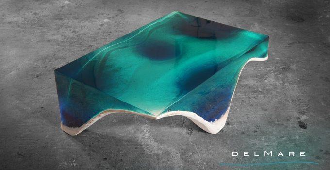 The Design Of Delmare Table Will Mesmerize You