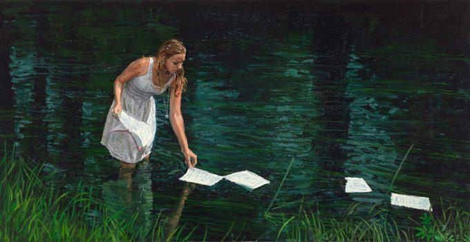 Michele Del Campo |Figurative Painter