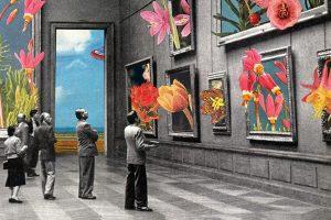 Eugenia Loli  surreal, modern vintage collage