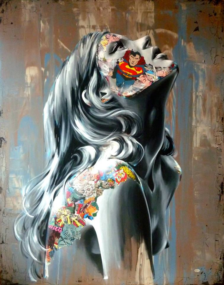 Sandra Chevrier |Contemporary Figurative Art
