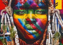 3,000 square meter mural for the rio olympics by Eduardo Kobra