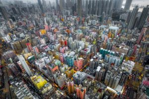 How many buildings do you see? Urban Jungle by Andy Yeung Photography