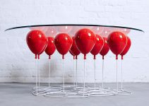 Balloon Coffee Table |Christopher Duffy