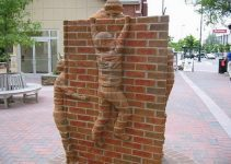 Brad Spencer |Brick Sculptures