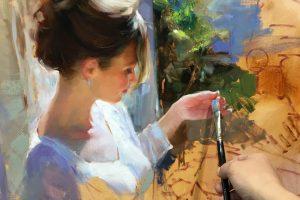 Vladimir Volegov | Oil Painting