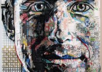 Zac Freeman |Recycled Portraits