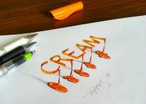 Startling 3D Calligraphy by Tolga Girgin