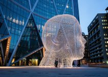 Jaume Plensa | Public Human sculptures