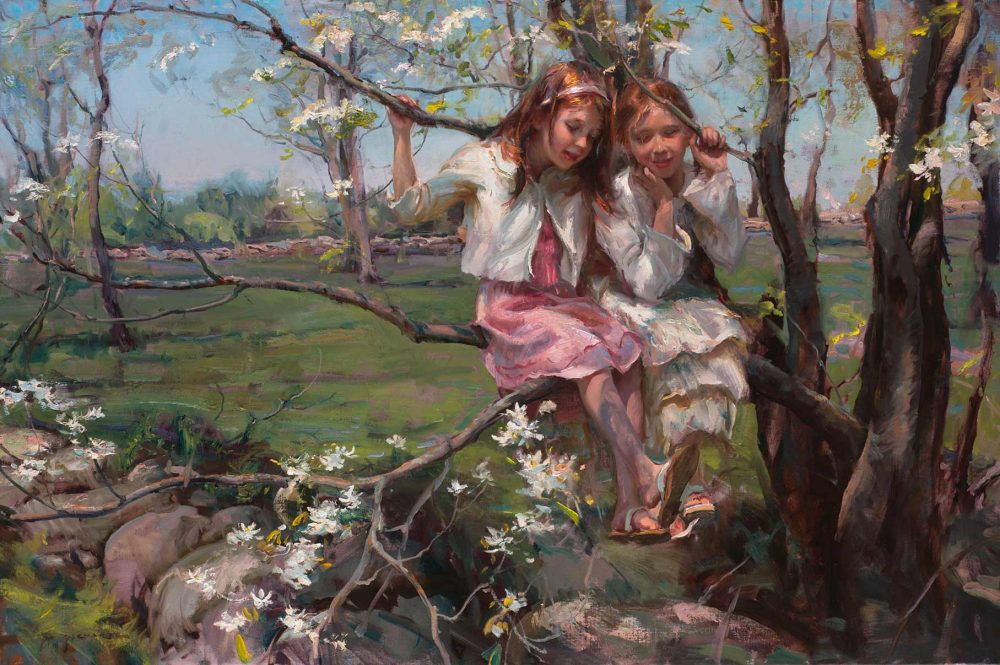Daniel Gerhartz | Figurative Painter