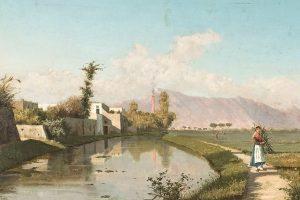 Alfonso Simonetti | Italian Artist (1840-1892)