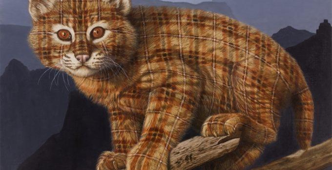 Sean Landers | Tartan Animals