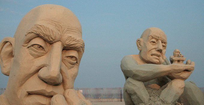Carl Jara |Sand Sculpture