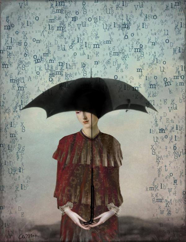 Catrin Welz Stein | Mixed media Illustrations